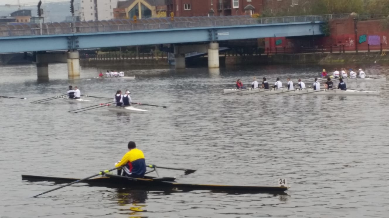 BRC Lagan Mini Head 17/11/2019